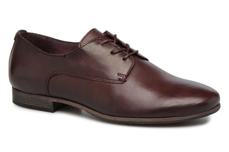 Los últimos zapatos de descuento para hombres y mujeres Kickers GAZELLAN (Vino) - Zapatos con cordones en Más cómodo