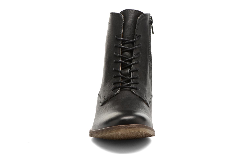 Bottines et boots Kickers LIFEBIS Noir vue portées chaussures
