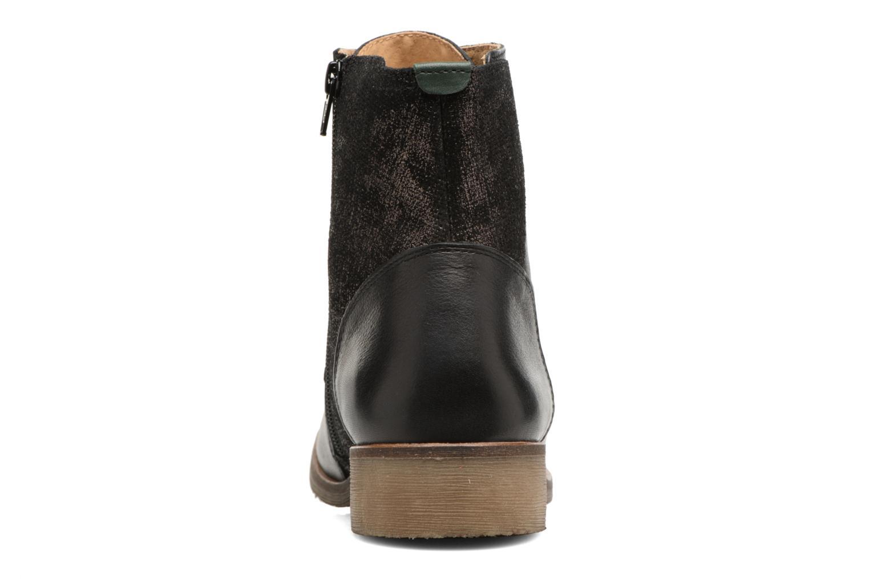 Bottines et boots Kickers LIFEBIS Noir vue droite