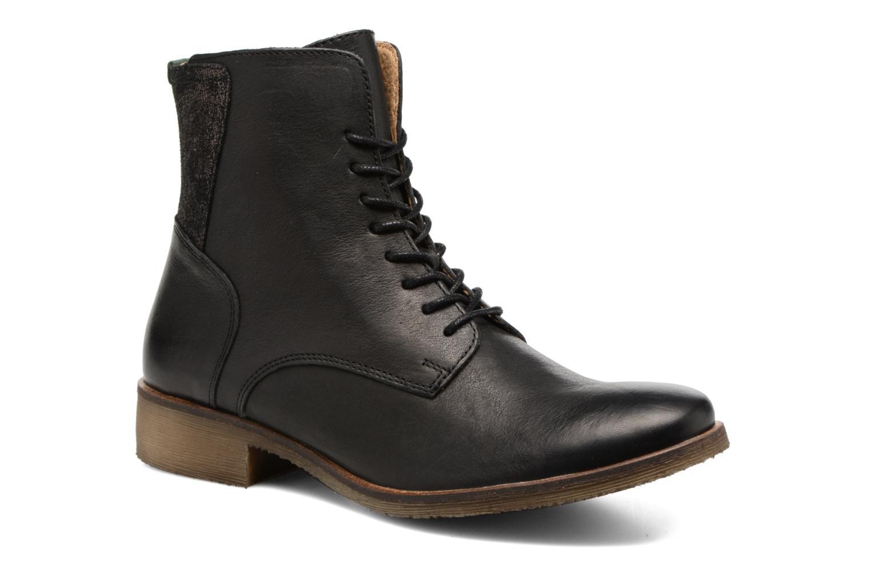 Bottines et boots Kickers LIFEBIS Noir vue détail/paire