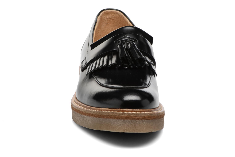 Mocassins Kickers OXFOX Noir vue portées chaussures