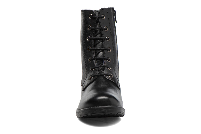 Bottines et boots Kickers REKABBY Noir vue portées chaussures