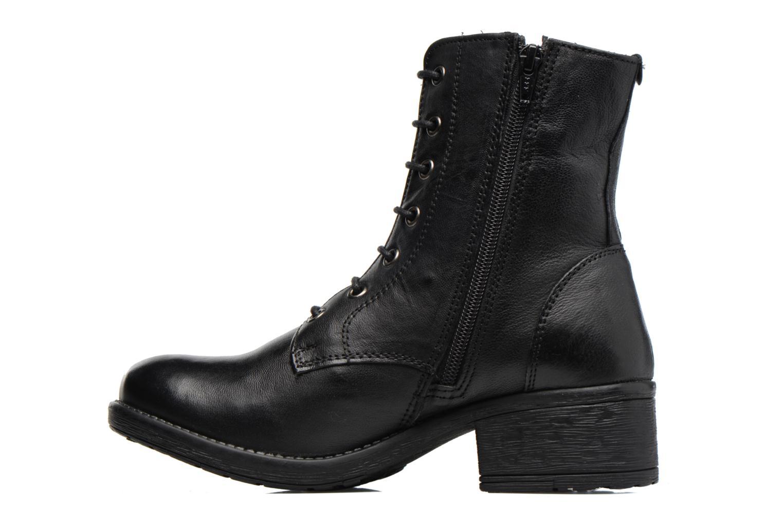 Bottines et boots Kickers REKABBY Noir vue face