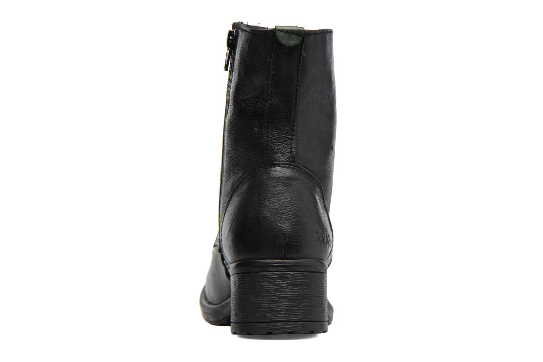Bottines et boots Kickers REKABBY Noir vue droite