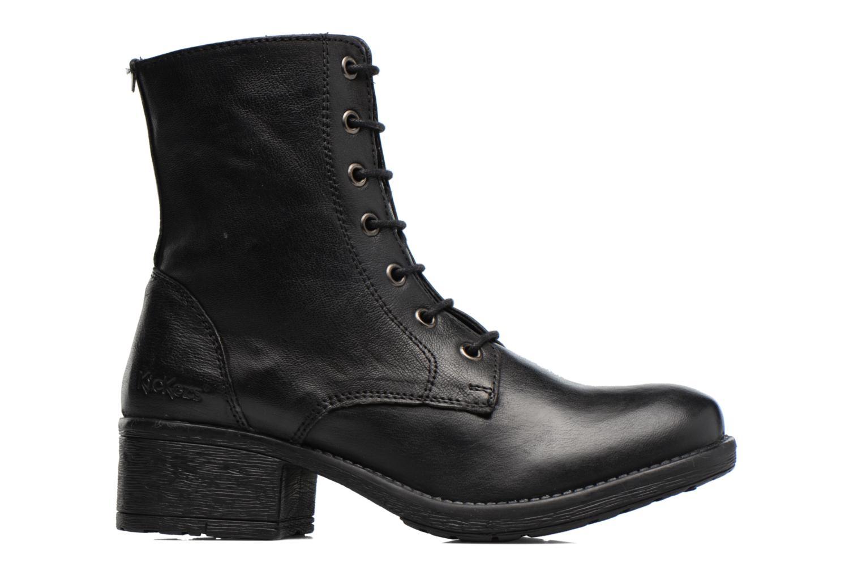 Bottines et boots Kickers REKABBY Noir vue derrière