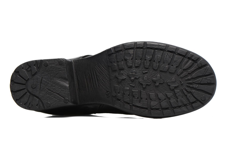 Bottines et boots Kickers REKABBY Noir vue haut