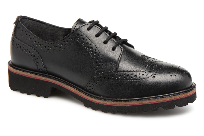 Grandes descuentos últimos zapatos Kickers RONY (Negro) - Zapatos con cordones Descuento