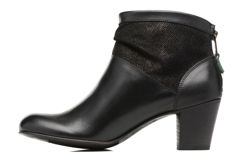 Bottines et boots Kickers SEETY Noir vue face