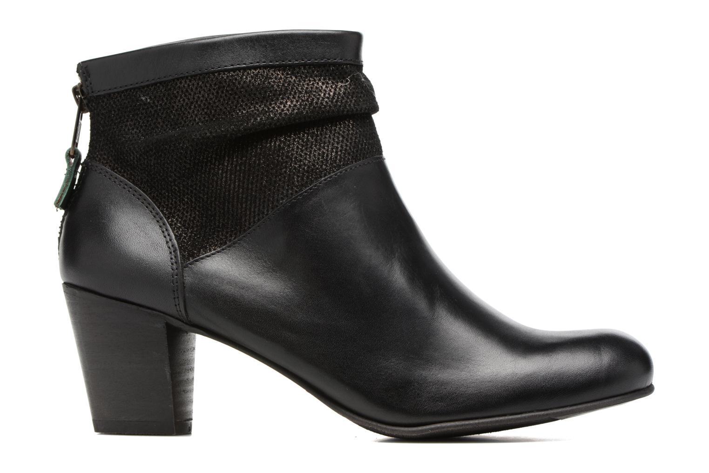 Bottines et boots Kickers SEETY Noir vue derrière