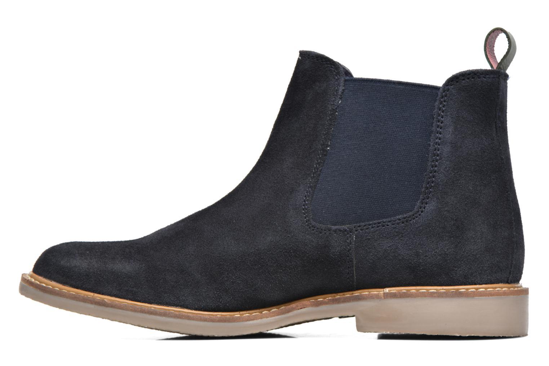 Bottines et boots Kickers TYGA Bleu vue face