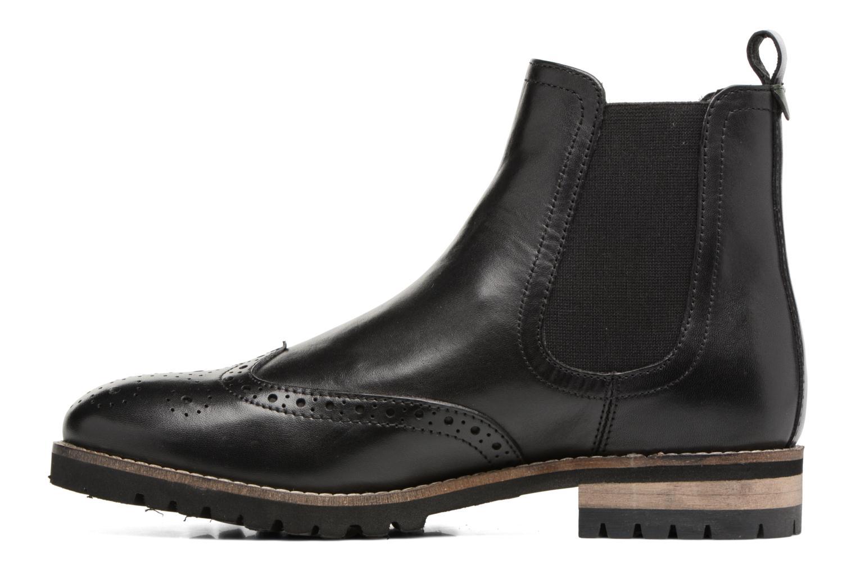 Bottines et boots Kickers WILOW Noir vue face