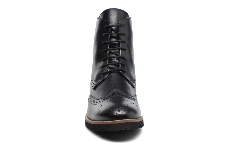 Bottines et boots Kickers WILS Noir vue portées chaussures