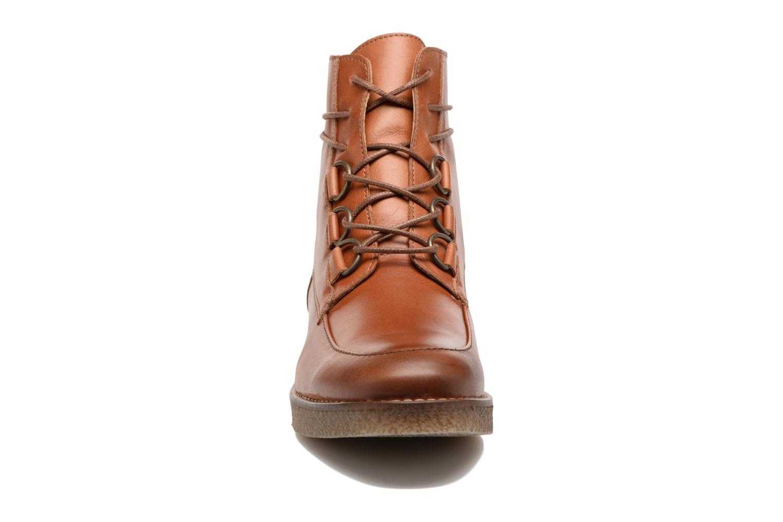 Bottines et boots Kickers ZENHIT Marron vue portées chaussures