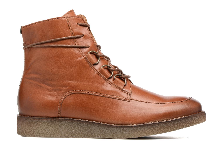 Bottines et boots Kickers ZENHIT Marron vue derrière