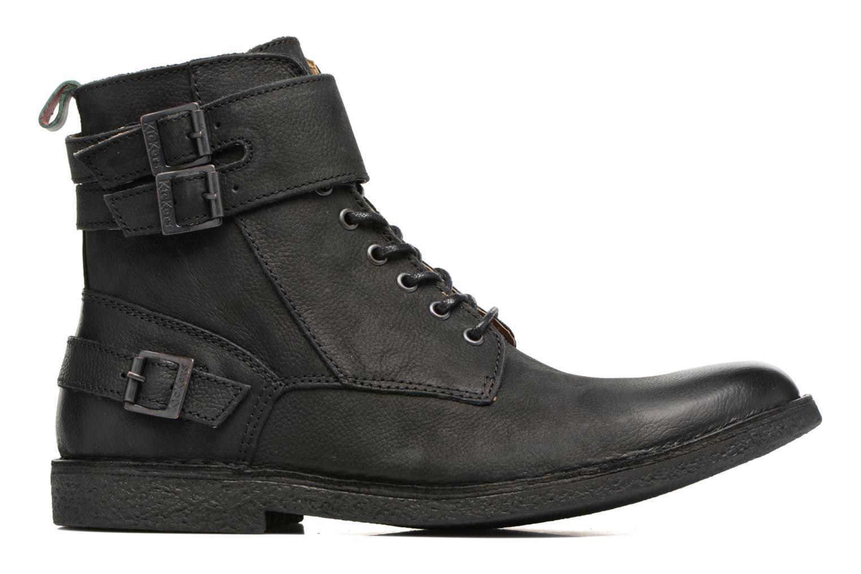 Bottines et boots Kickers MIST RACK Noir vue derrière