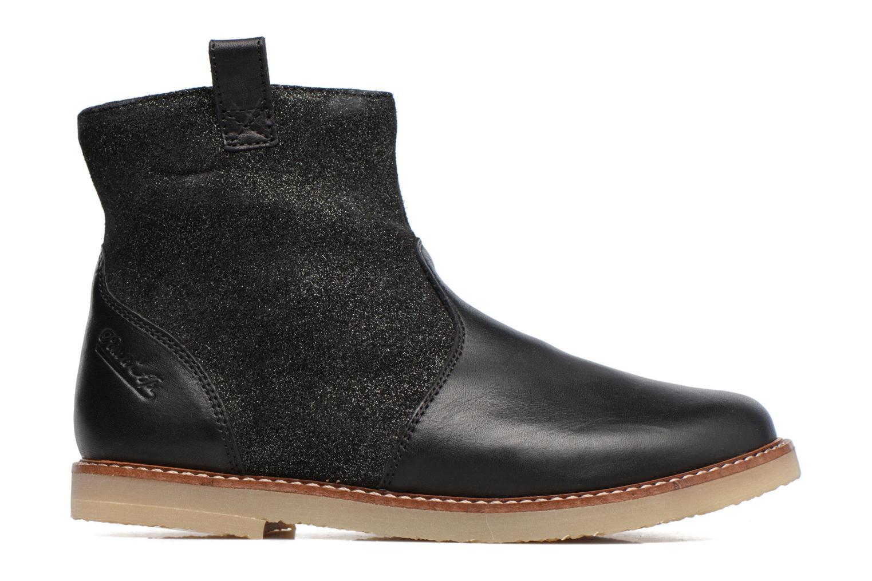 Bottines et boots Pom d Api Patex Boots Noir vue derrière