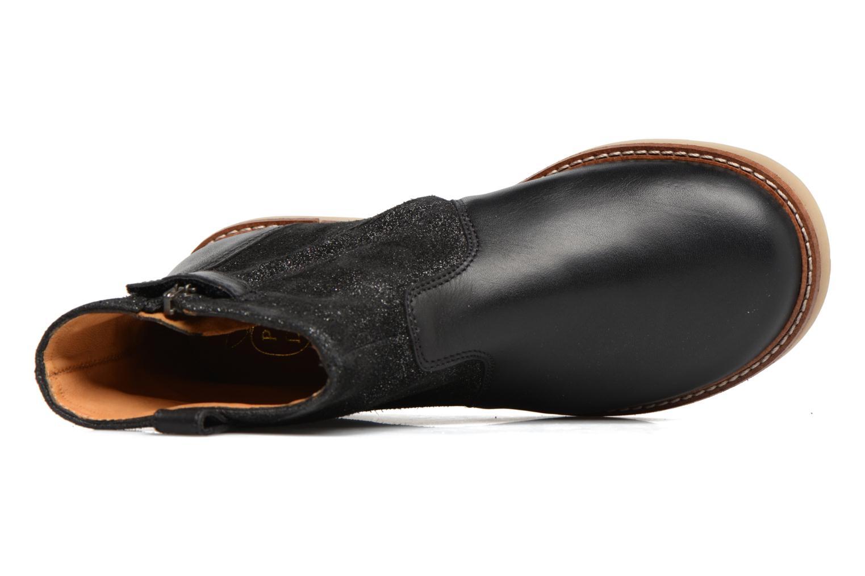 Bottines et boots Pom d Api Patex Boots Noir vue gauche