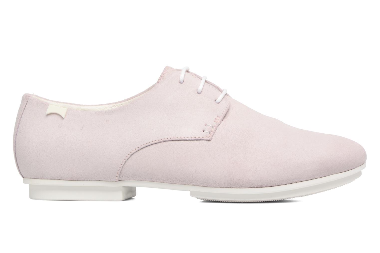 Chaussures à lacets Camper Tabi 22584 Rose vue derrière