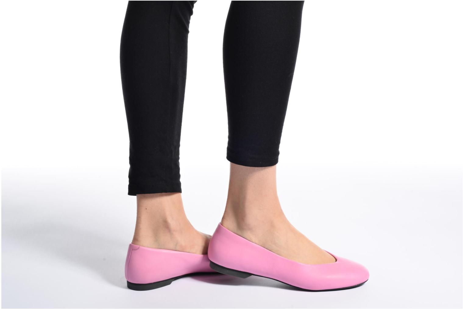 Ballet pumps Camper TWS K200152 Pink view from underneath / model view
