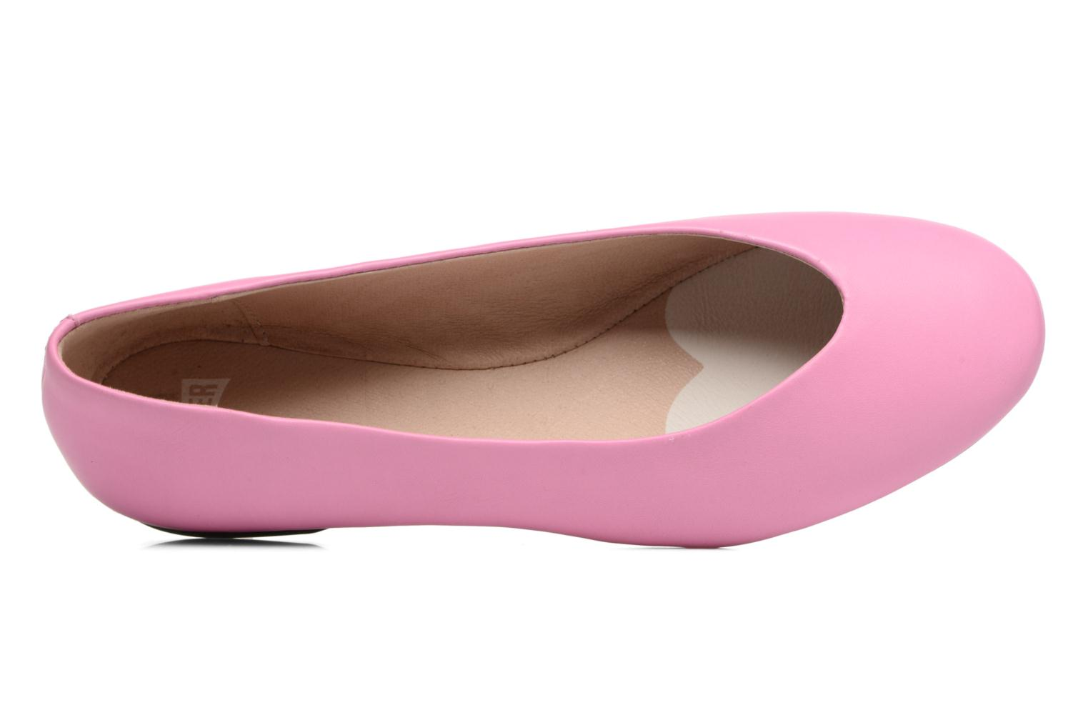 Ballet pumps Camper TWS K200152 Pink view from the left