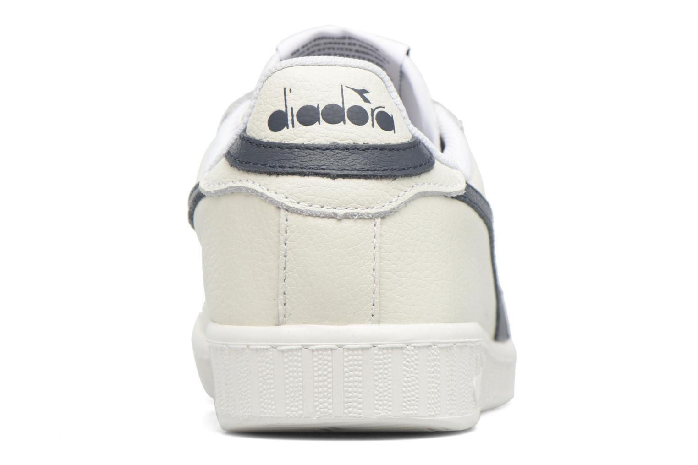 Sneakers Diadora GAME L LOW Bianco immagine destra