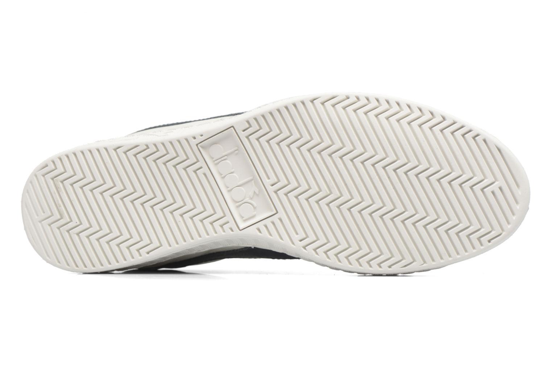 Sneakers Diadora GAME L LOW Bianco immagine dall'alto