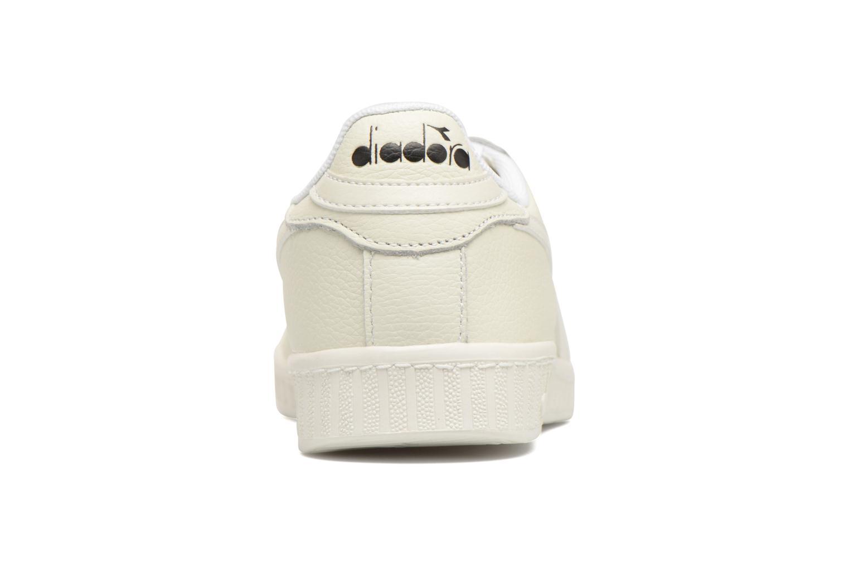 Sneakers Diadora GAME L LOW Wit rechts