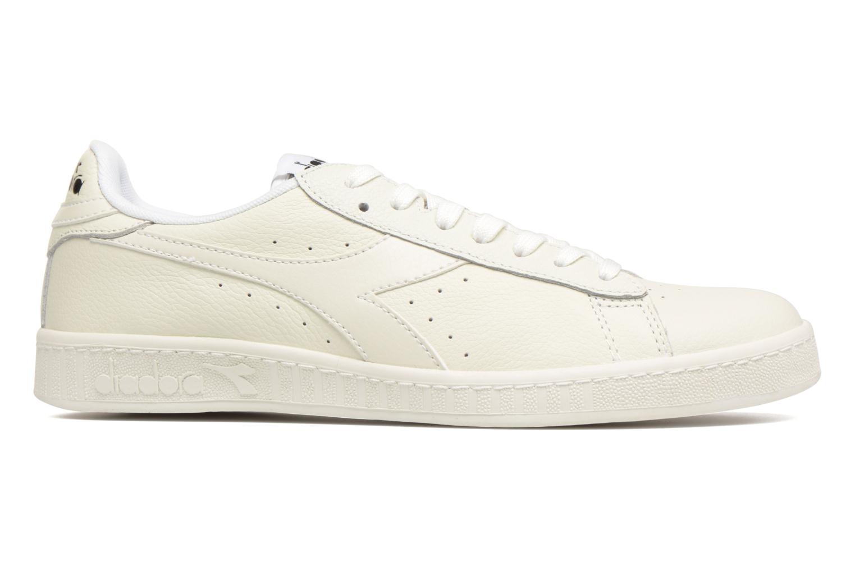 Sneakers Diadora GAME L LOW Wit achterkant