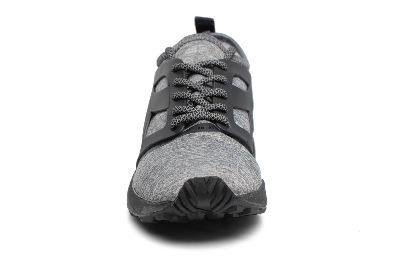 Sneaker Diadora EVO AEON POWER grau schuhe getragen