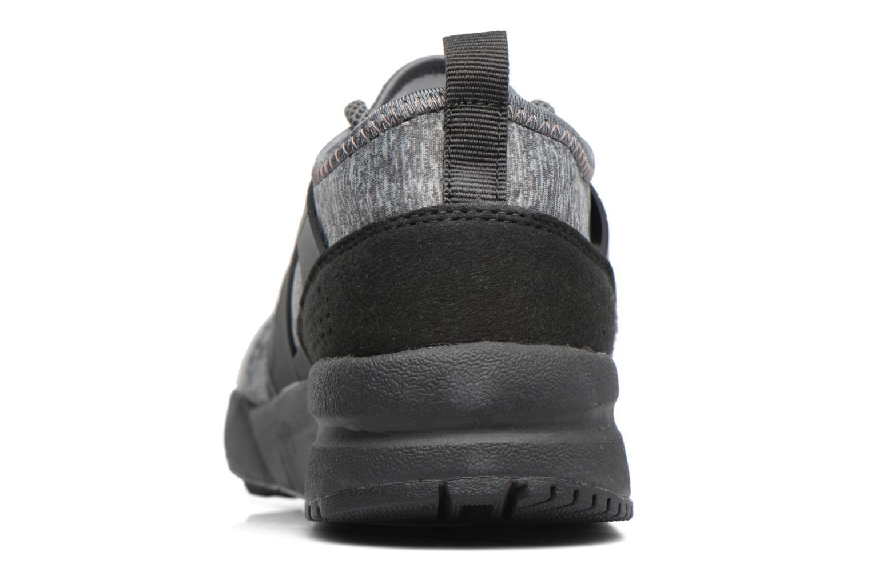Sneaker Diadora EVO AEON POWER grau ansicht von rechts