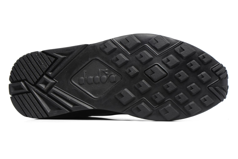 Sneaker Diadora EVO AEON POWER grau ansicht von oben