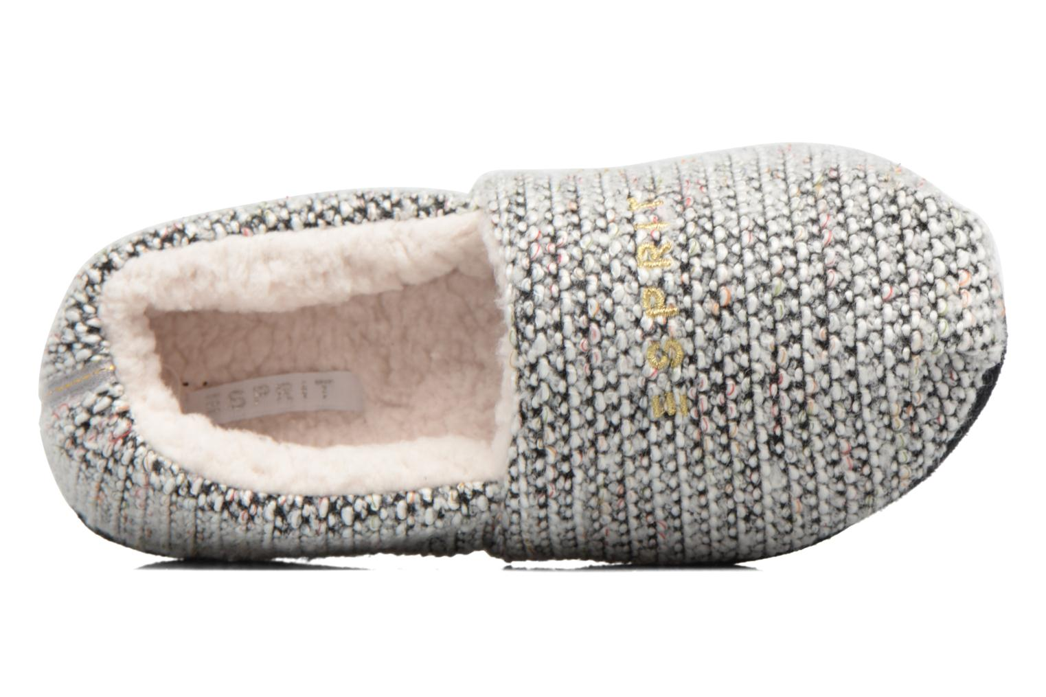 Slippers Esprit STELLA BALLERINA Grey view from the left