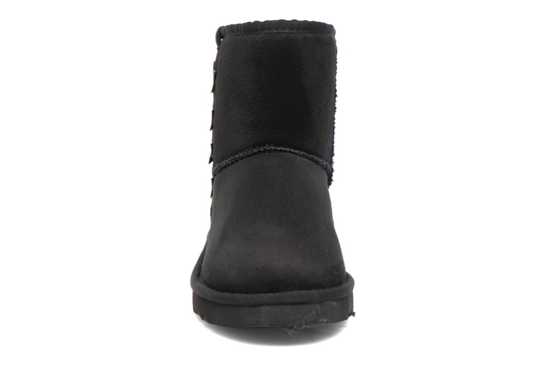 Bottines et boots Esprit UMA STAR BOOTIE Noir vue portées chaussures