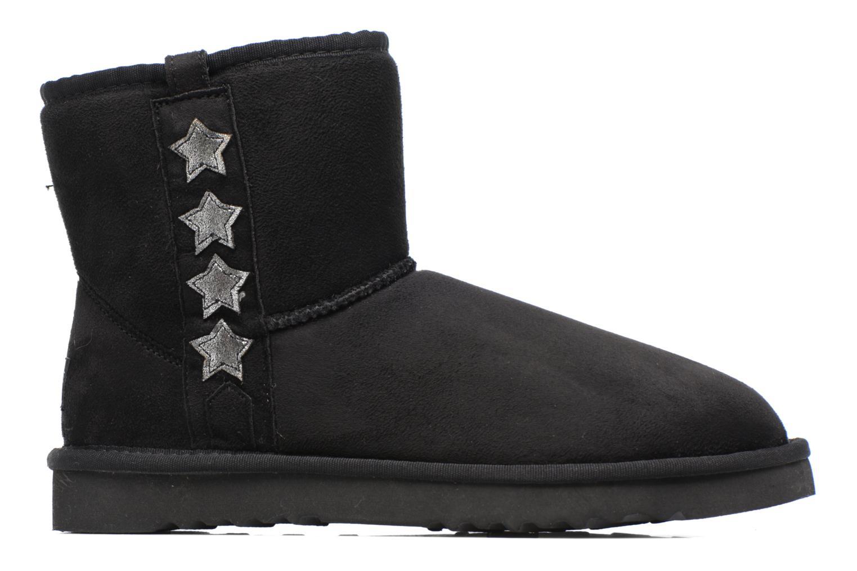 Bottines et boots Esprit UMA STAR BOOTIE Noir vue derrière