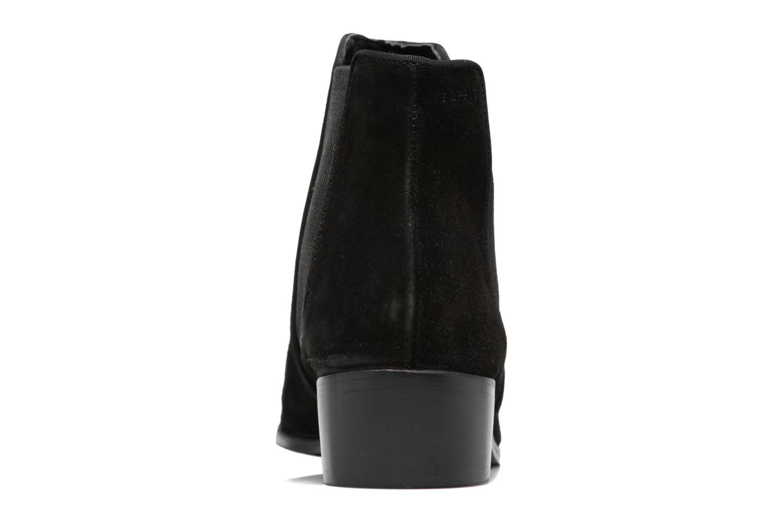 Boots en enkellaarsjes Esprit YUE BOOTIE Zwart rechts
