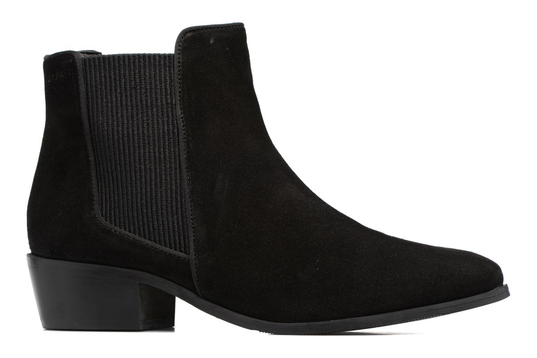 Boots en enkellaarsjes Esprit YUE BOOTIE Zwart achterkant