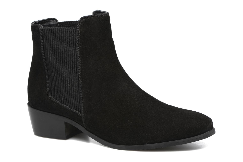 Boots en enkellaarsjes Esprit YUE BOOTIE Zwart detail