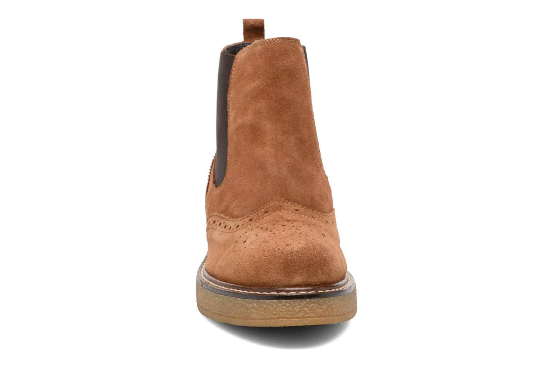 Ankle boots Esprit JONE TG BOOTIE Brown model view