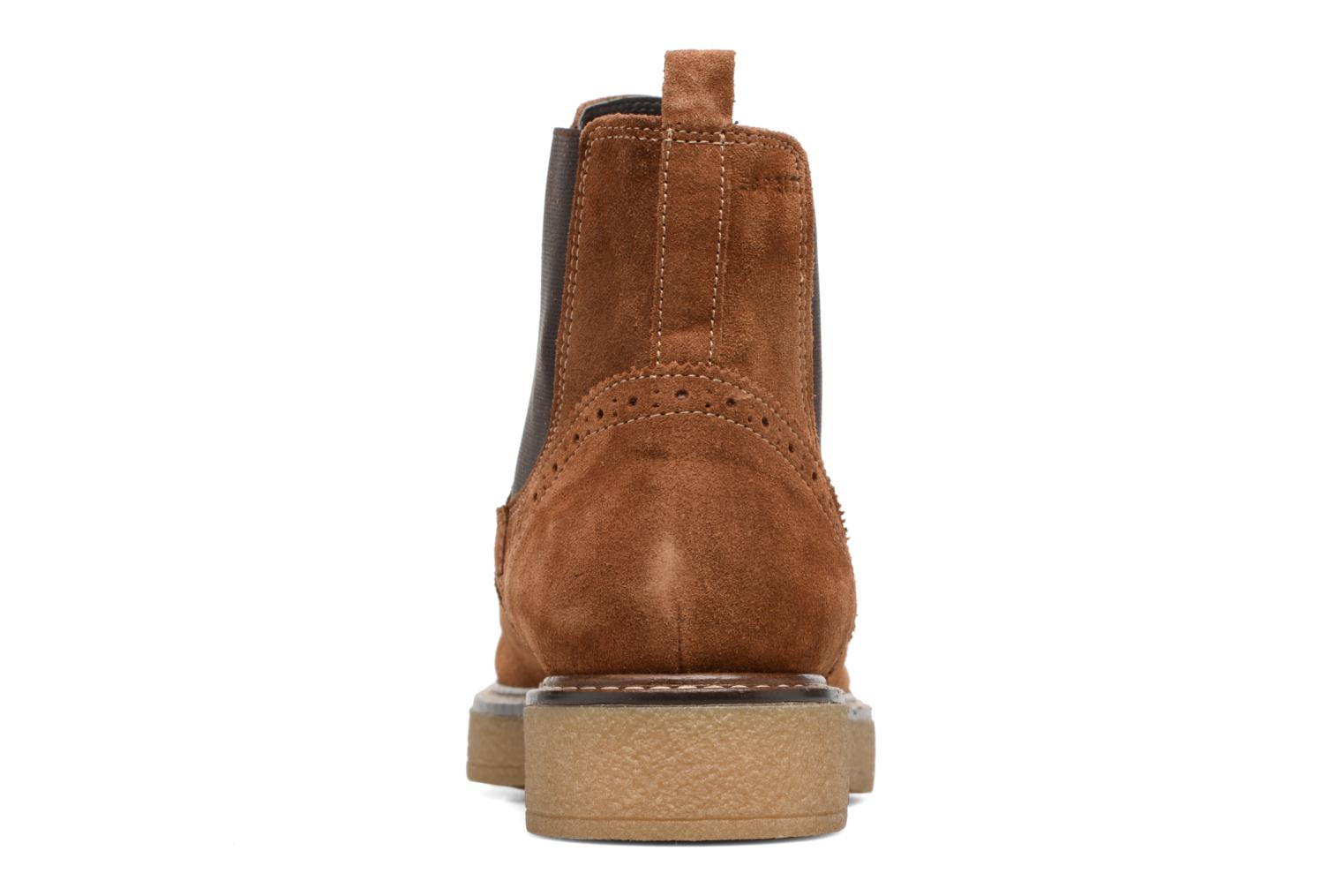 Ankle boots Esprit JONE TG BOOTIE Brown view from the right