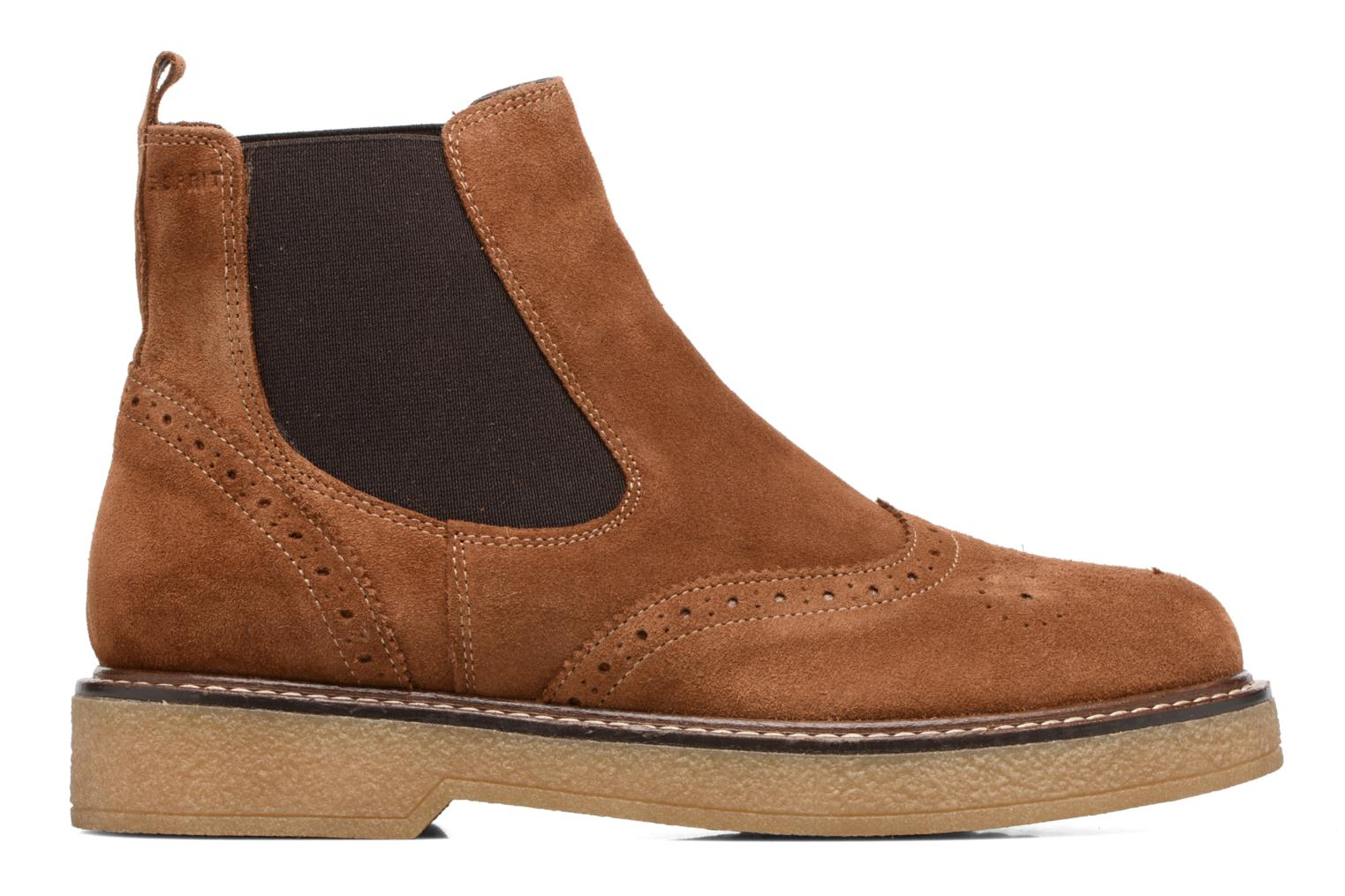 Ankle boots Esprit JONE TG BOOTIE Brown back view