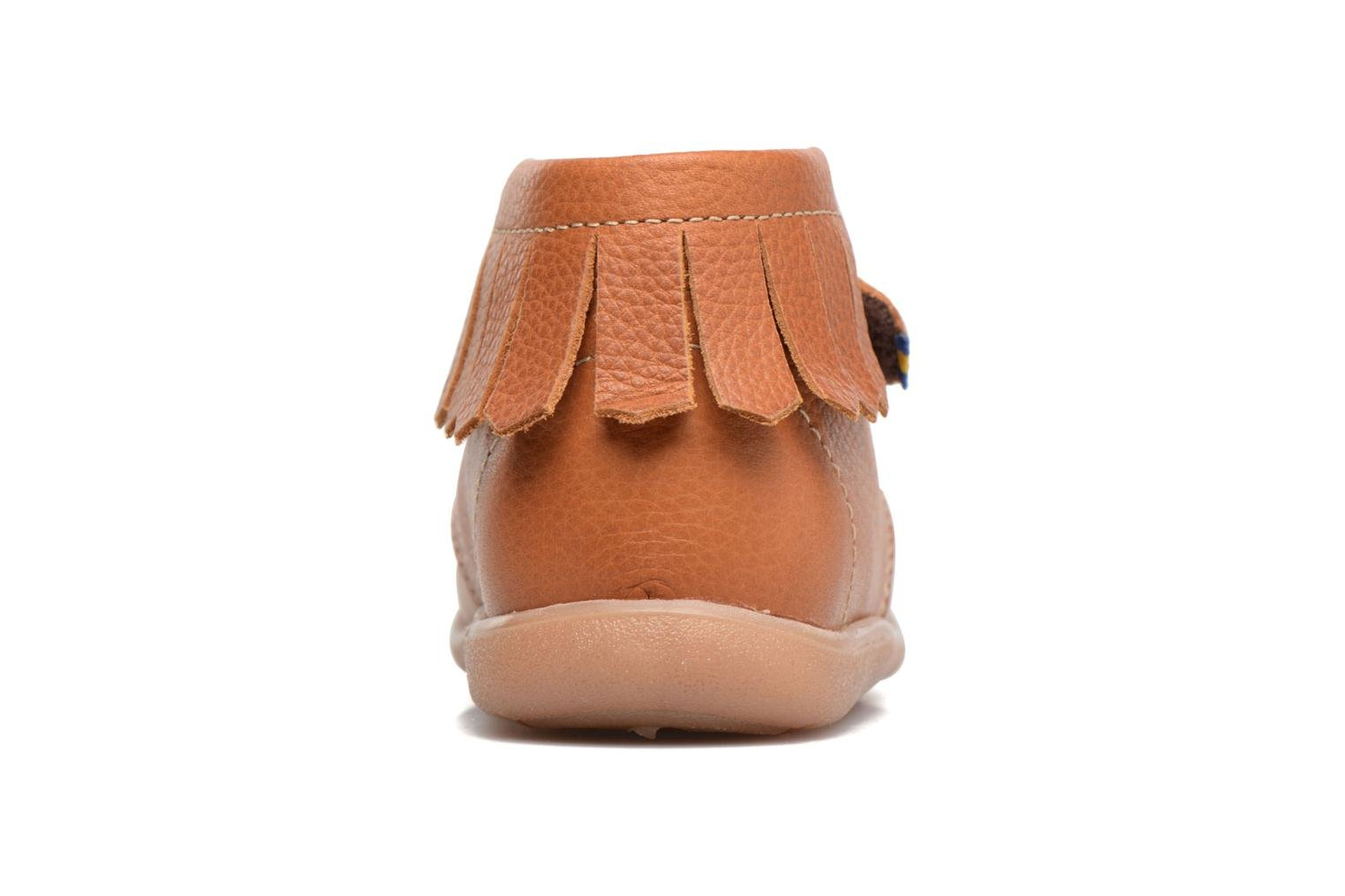 Ankle boots Kavat Tinka EP Brown view from the right