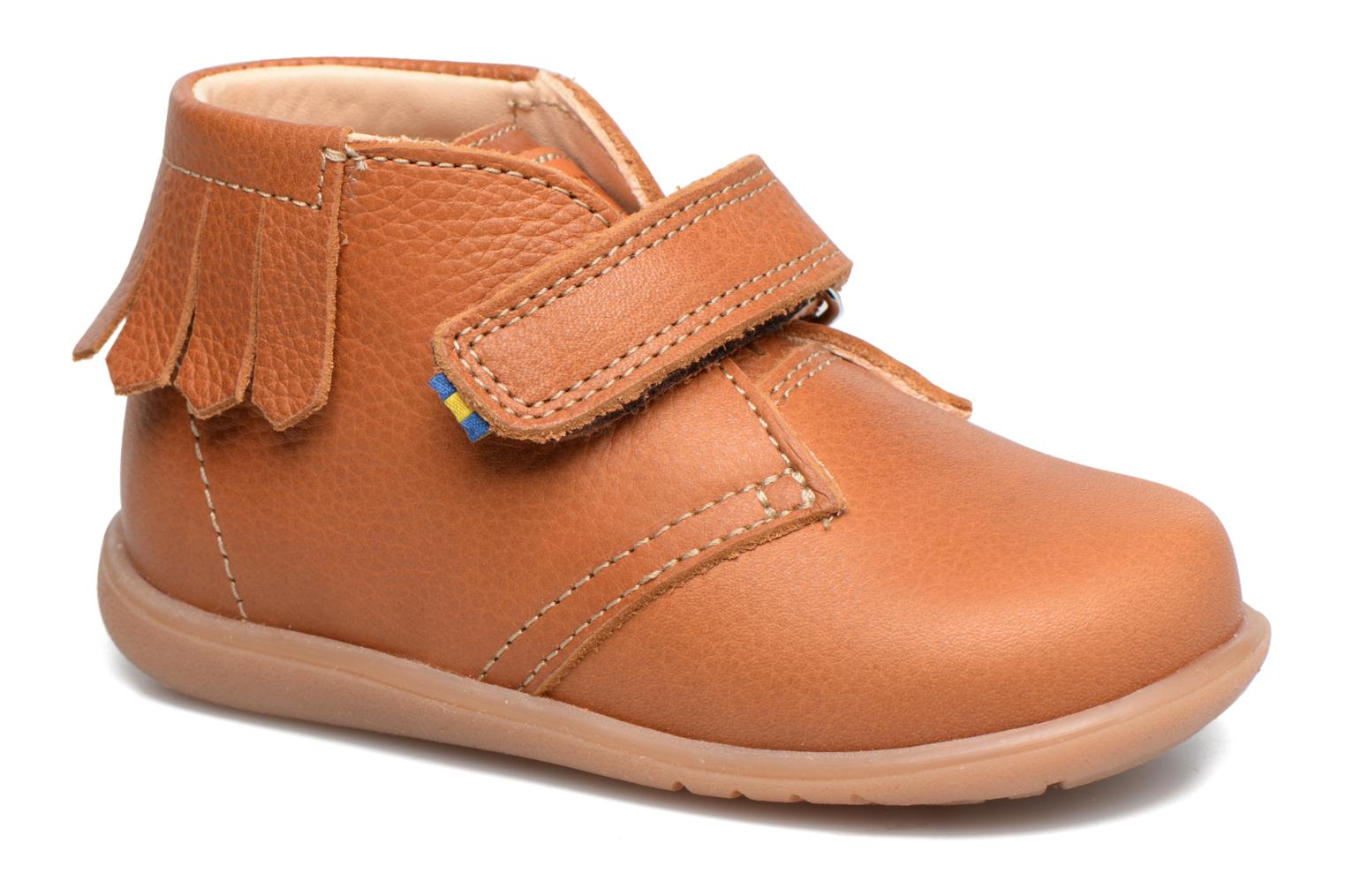 Ankle boots Kavat Tinka EP Brown detailed view/ Pair view