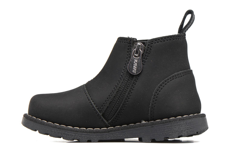 Bottines et boots Kavat Nymolla XC Noir vue face