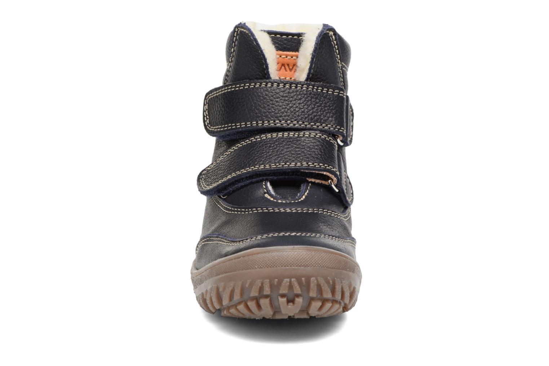 Bottines et boots Kavat Oden EP Bleu vue portées chaussures