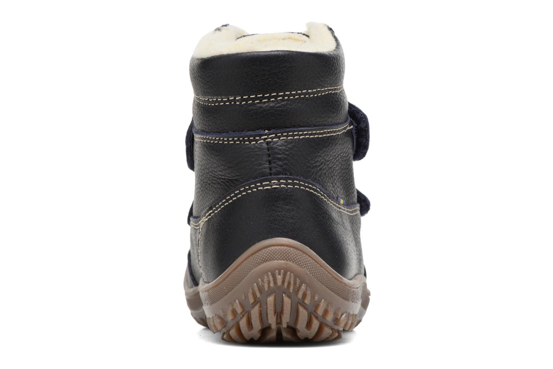 Bottines et boots Kavat Oden EP Bleu vue droite