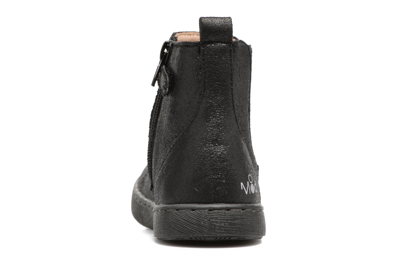 Bottines et boots Mod8 Blabla Noir vue droite