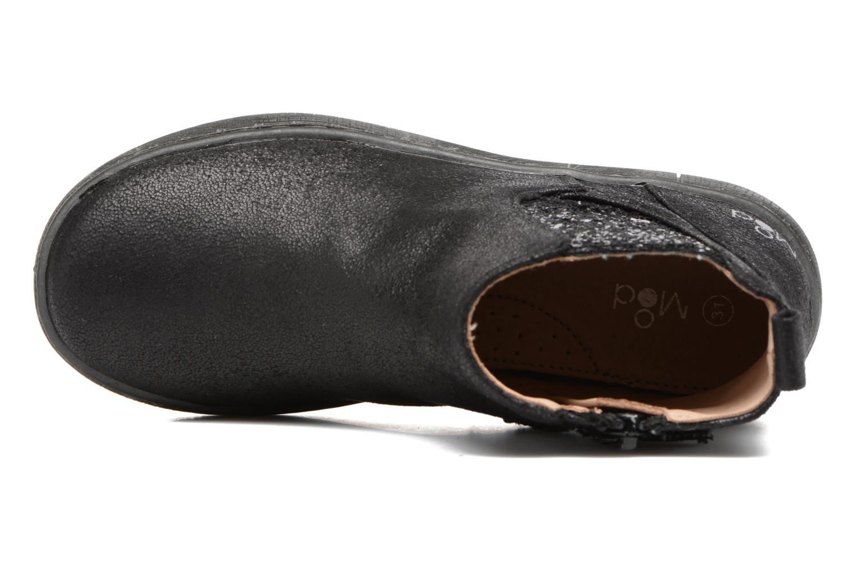 Bottines et boots Mod8 Blabla Noir vue gauche
