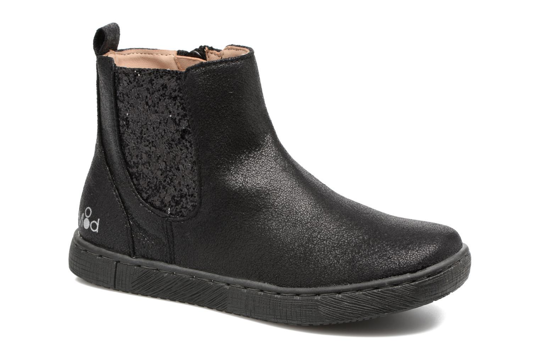 Bottines et boots Mod8 Blabla Noir vue détail/paire