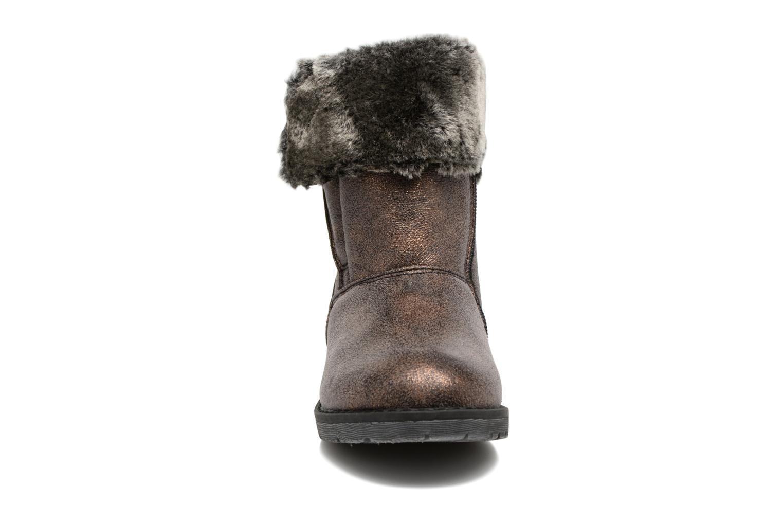 Bottines et boots Mod8 Altecia Marron vue portées chaussures