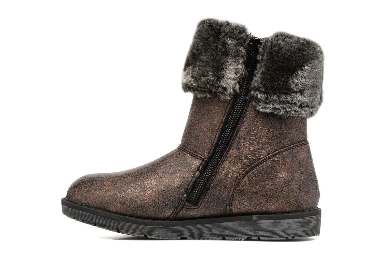 Bottines et boots Mod8 Altecia Marron vue face